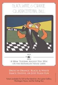 """Ball Poster / 2014 / 19""""x13"""""""