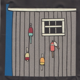 """Shed 2 / 2015 / 6""""x6"""""""