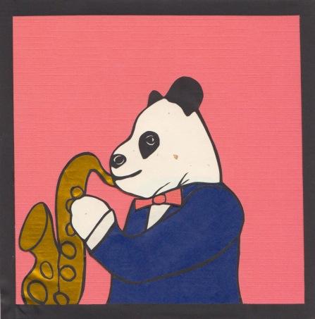 Marc McElroy Panda